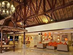 Elegant Interior of Holiday resort : Holiday Resort Loby