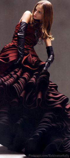 Christian Dior Dress fantasy fashion #UNIQUE_WOMENS_FASHION