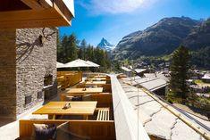 Terrace at Cervo Mountain Resort, Zermatt