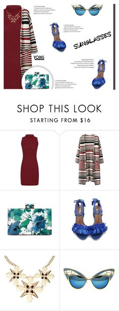 """""""Yoins (5)"""" by katu11 ❤ liked on Polyvore featuring RetroSunglasses, yoins, yoinscollection and loveyoins"""