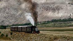La Trochita - The old Patagonian express