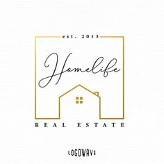 Home Design Logo. Home Realtor Logo. House Logo. House Realtor