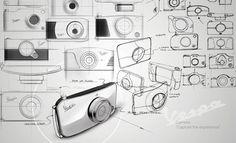 Vespa Cam Concept by Rotimi Solola