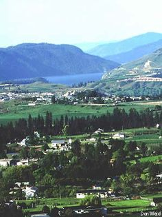This is where I live-Vernon, BC