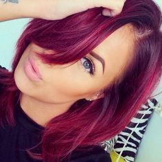 pravana wild orchid and brown ombre - Google Search