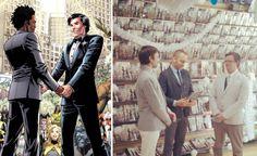 Love this - X-men's first gay wedding inspires true geek wedding at Midtown Comics