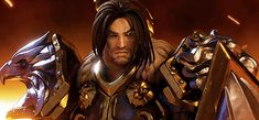 moonfurion:    Wherever he has gone Varian Wrynn will remain a hero always.