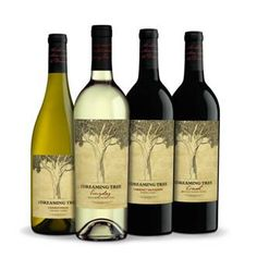 Dave Matthews' Dreaming Tree wines. Available nationwide for 14.99, these eco-friendly wines make an ideal gift for a music-lover or a last minute stocking stuffer. The Dreaming Tree also offers a ready to-go entertaining pack, including Dreaming Tree's Crush, Everyday and Chardonnay, along with a $50 gift card to Ticket Master for $115 – the ultimate gift for any music fan.