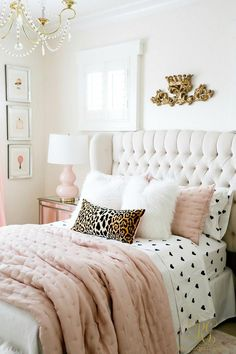 Tips for Cozy Kid's Bedrooms - glam girl's bedroom sets Kids Bedroom Sets, Teen Girl Bedrooms, Cozy Bedroom, Modern Bedroom, Bedroom Decor, Bedroom Ideas, Girl Rooms, Glam Bedroom Set, Plum Bedroom