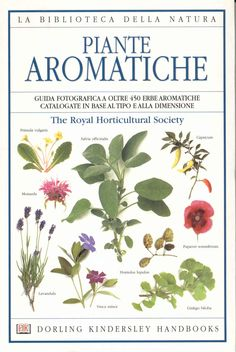 Piante aromatiche - The Royal Horticultural Soc- 1999 Salvia Officinalis, Garden Design, Activities, How To Plan, Reading, Flowers, Plants, Books, Stroke Recovery