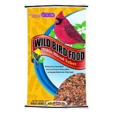 Which one is your favorite? F.M. Brown's Valu...  Check it out here : http://www.allforourpets.com/products/f-m-browns-value-blend-wild-bird-food-20-lb