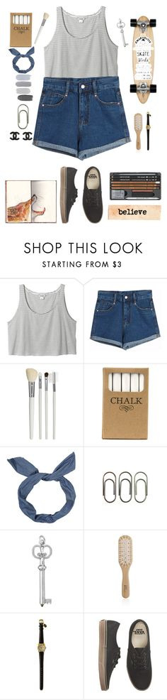 """""""vos."""" by absurdah on Polyvore featuring moda, Monki, Chicnova Fashion, Cath Kidston, Jayson Home, Clips, Chanel, Isabel Marant, Philip Kingsley y Behance"""