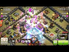Mass Witch 3 Star Attack On Max TH10 - Best Clan War Attack Ever? Clash ...