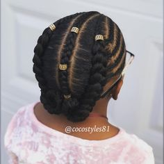 These shaved short girl hairstyles really are trendy Lil Girl Hairstyles, Natural Hairstyles For Kids, Kids Braided Hairstyles, My Hairstyle, Cool Hairstyles, Black Hairstyles, Braids For Kids, Girls Braids, Crochet Braids Kids