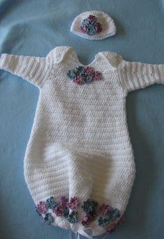 White crochet christening gown with white crochet slippers amp crochet