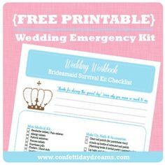 printables workbooks expert wedding advice