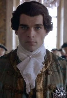 Comte de St Germain (Stanley Weber)is a French nobleman who seeks retribution against Claire after she costs him an entire shipload of goods, and who may be involved with even more sinister activities.
