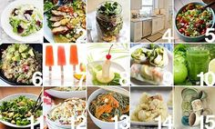 The Best Way to Eat a Salad, How to Pack a Salad in a Jar, Recipes for Hot Weather, and Salad Dressings to Know By Heart — Most Popular Posts Published July 14 - 20