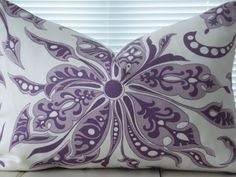 NEW DURALEE Both Sides Decorative Pillow by thecottagecupboard