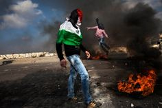 Oded Balilty (AP)   I often wonder if we have become so desensitized by our current state of unrest and technological advancement that we forget that these photo documenting atrocities around the world are taken by a real live people.