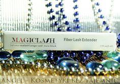 Efekt sztucznych rzęs bez przyklejania rzęs - Magia? Nie, to MAGICLASH Fiber Lash Extender