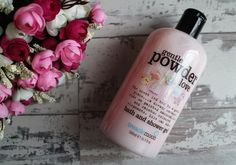 Review   Treaclemoon Gentle Powder Love Bath & Shower Gel (& Introducing the Treaclemoon App)