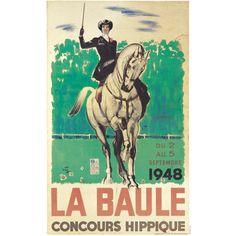 La Baule Concours Hippique - LA BAULE VINTAGE