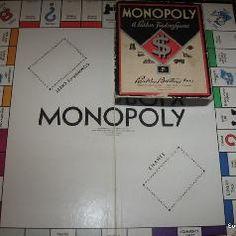 Fun Family Night Ideas, ♥ Monopoly, We Never Outgrow It !!