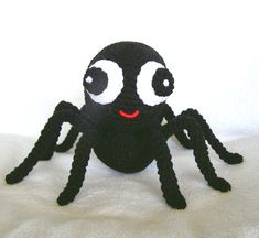 Hey, I found this really awesome Etsy listing at https://www.etsy.com/listing/52303079/spider-crochet-pdf-crochet-pattern