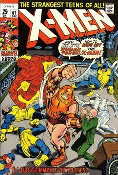 Uncanny X-Men 67 ACQUIRED!