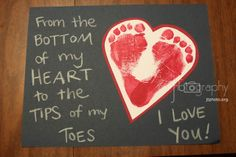 Valentine's day crafty ideas: We can put this in daddies care pack Valentine Day Crafts, Be My Valentine, Holiday Crafts, Holiday Fun, Valentine Ideas, Holiday Ideas, Cute Crafts, Crafts To Do, Crafts For Kids