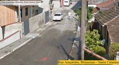 Rua Araçatuba, Blumenau - Santa Catarina