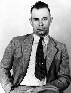 John Dillinger 1903-1934