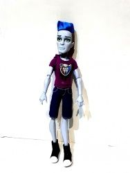 Click to view Slo Mo Monster High, Punk, Album, Fictional Characters, Style, Fashion, Swag, Moda, Fashion Styles