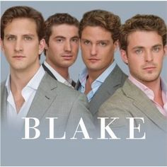"Blake - Their song ""Start Over"" is on my current playlist. Good stuff."