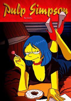 Affiches de films Simpsonisés | Le Bouquinovore