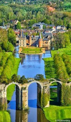 Castelo de Maintenon - França                                                                                                                                                                                 Mais
