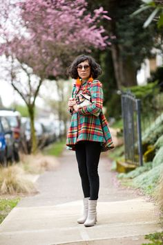 Urban Weeds: Street Style from Portland Oregon: student