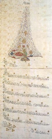 Mulkname of Sultan Ahmed III