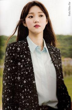 이성경 asian, dark, and girls image Ulzzang Fashion, Korean Fashion, Korean Actresses, Korean Actors, Korean Beauty, Asian Beauty, Lee Sung Kyung Fashion, Image Mode, Weightlifting Fairy Kim Bok Joo