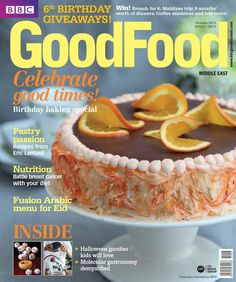 BBC Good Food ME - 2013 October