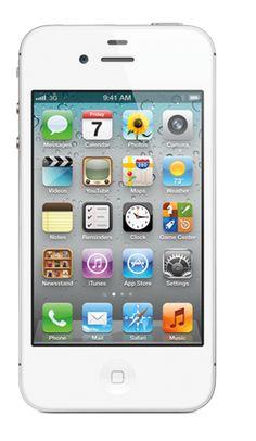 I-phone 4s through cellular south