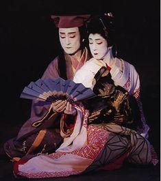 【歌舞伎・日舞】 『二人椀久』@歌舞伎座 : 放蕩娘の縞々ストッキング  β