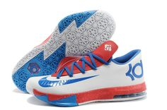 2014 Nike KD 6 Paris Tribute iD Sale Online Shoes store sell the cheap Nike  KD