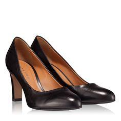 Pantofi Dama Negri 4072 Piele Naturala Martin Boots, Bts Members, Belt Buckles, Peep Toe, Fall Winter, Dads, Pumps, Casual, Shoes