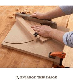 Shooting Board Woodworking Plan, Shop Project Plan | WOOD Store
