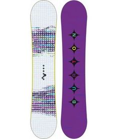 Best Prices On Burton Lux V Rocker Snowboard 147 - Women's 2012