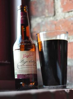 Big Eddy Russian Imperial Stout (Jacob Leinenkugel Brewing Company) - one of the best stouts I've ever had :) I'm a long time fan of Guinness stout, for 20+ years, but I like this more :)