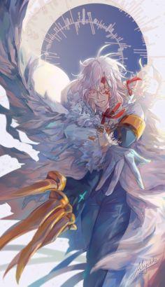 He looks so beautiful - Allen walker Allen Walker, Walker Art, Anime Couples Manga, Cute Anime Couples, Anime Manga, Anime Art, Anime Girls, D. Gray Man, D Gray Man Allen
