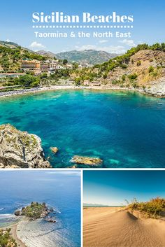 The island of Sicily has no end of beautiful beaches, from stunning bays of fine white or golden sands to enchanting pebbly, secluded coves, with crystal clear water that shimmers in every shade of blue, aquamarine and turquoise.